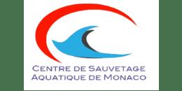 Logo centre de sauvetage aquatique de Monaco