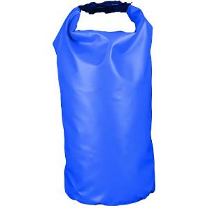 sac étanche bleu face