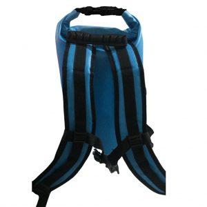 sac a dos étanche bleu turquoise